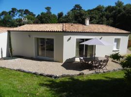 Charme Villa, Meschers-sur-Gironde