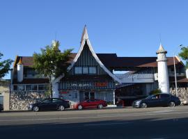 Glass Slipper Inn - Stanford Palo Alto, Palo Alto