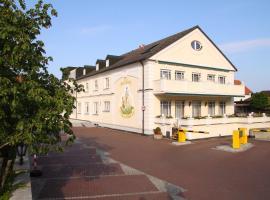 Hotel am Schlosspark Zum Kurfürst, 오버슐라이쓰하임