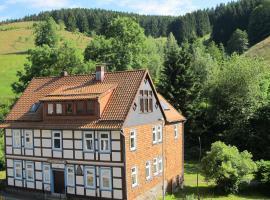 Hexenstieg House Lerbach, Osterode