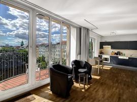 Berlin Habitat – Furnished Apartments – City Centre