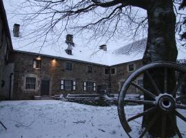 Hotel Ancien Relais De Poste, Robertville