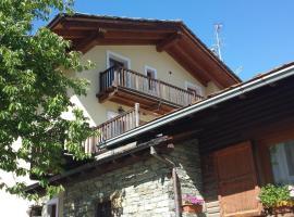 Residence Le Chalet, Antagnod