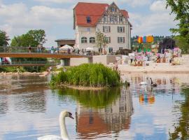 Villa Hirzel, Schwäbisch Gmünd