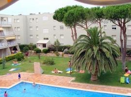 Apartamentos Els Pins, L'Escala