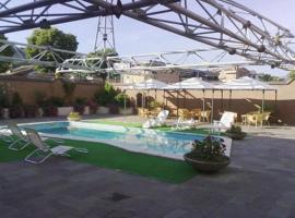 Hotel 77, Tolentino