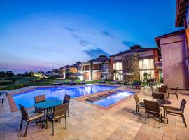 Royal Marang Hotel, Boshoek