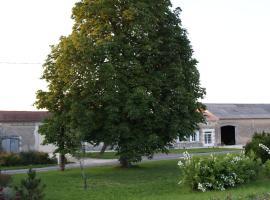 Chambres d'Hôtes de l'Epine, Barbezieux