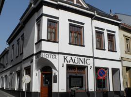 Hotel Kaunic, Uherský Brod