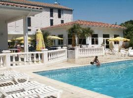 Hotel Le Mejean