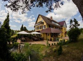 Hotel - Restaurant Sonneneck, Dornstetten