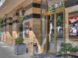 호텔 유로파 시티