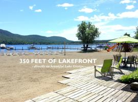 Scotty's Lakeside Resort, Lake George
