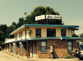 Blue Coral Motel, Virginia Beach