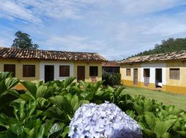 Pousada Fazenda São Luiz, São Luiz do Paraitinga