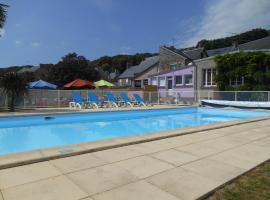 Hotel Restaurant Des Bains, Saint-Jean-le-Thomas