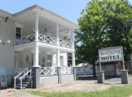 Watkins Motel, Watkins Glen