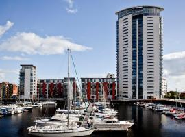 Marina Apartment, Swansea
