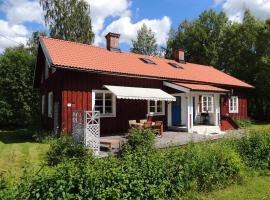 Stilleben Cottages, Åmot
