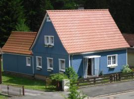 Ferienhaus Matti, Kamschlacken