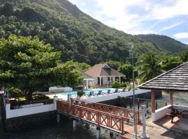 Hitimoana Villa Tahiti, Papara