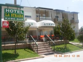 Hotel La Strada, Tycherón