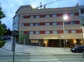 Hotel Avenida El Morell, El Morell