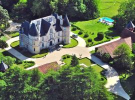 Château de Lestaubiere, Douville