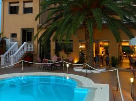 Hotel Holidays, Ormos Prinu