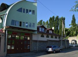 Eco House, Osh
