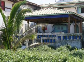 Alfazema Cultural Bed and Breakfast, Arembepe