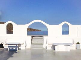 Thomas Apartments, Amorgos