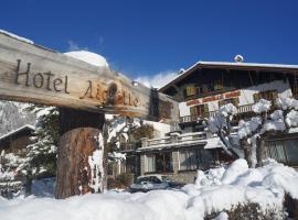 Hotel Aiguille Noire, Courmayeur