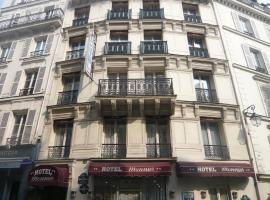 Hôtel Monnier