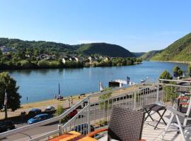 Ferienwohnung Moselblick Brodenbach, Brodenbach
