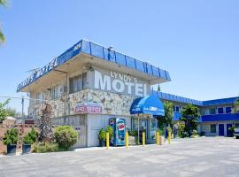 Lyndy's Motel, 애너하임