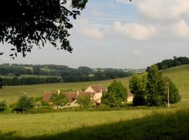 Le Pautonier, Saint-Aubin-des-Grois