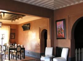 Villa Jannat Al Atlas, Had Abdallah Rhiat