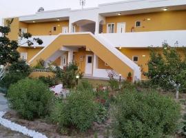 Anemones Studios & Apartments, Кефалос