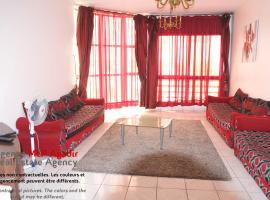 Résidence Assoulil MLP, Agadir