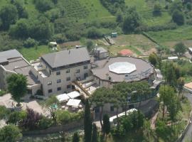 Hotel Belvedere, Mentana