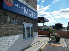 Sunparlor Motel, Leamington