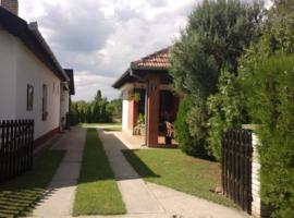 Apartments Kis, Palić