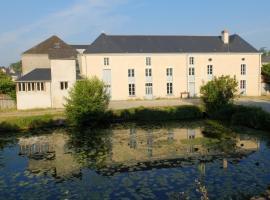 Gîte des Grands Moulins de Baugé, Baugé