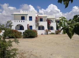 Castello Azzurro, Agia Anna Naxos