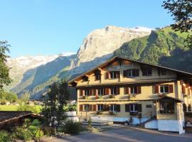 Hotel Garni Hostatt, Engelberg