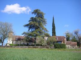 Hameau de la Garrigue, Baladou