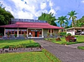 Villa Bango, Puncak