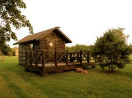 Camping Vinrozes, Durbe