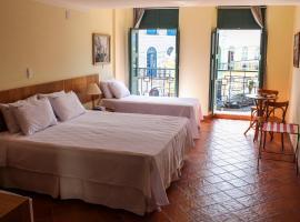 Hotel Cruz do Pascoal